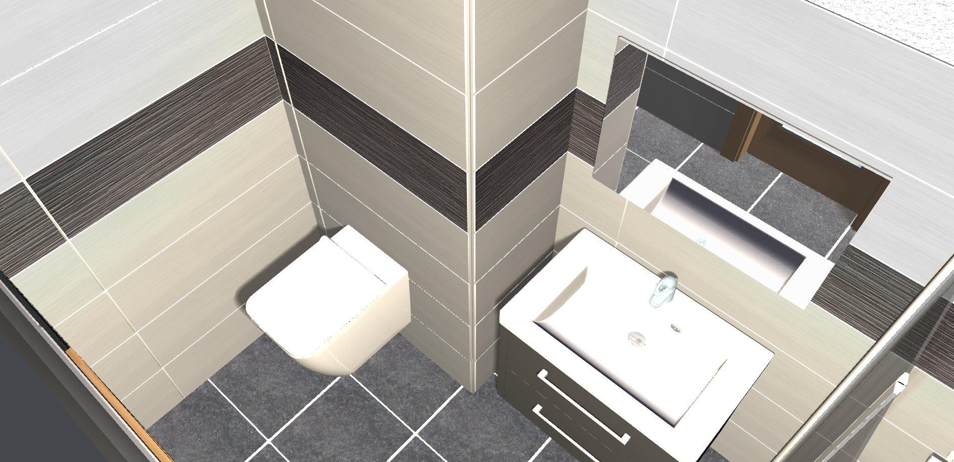 Záchod - návrh 2