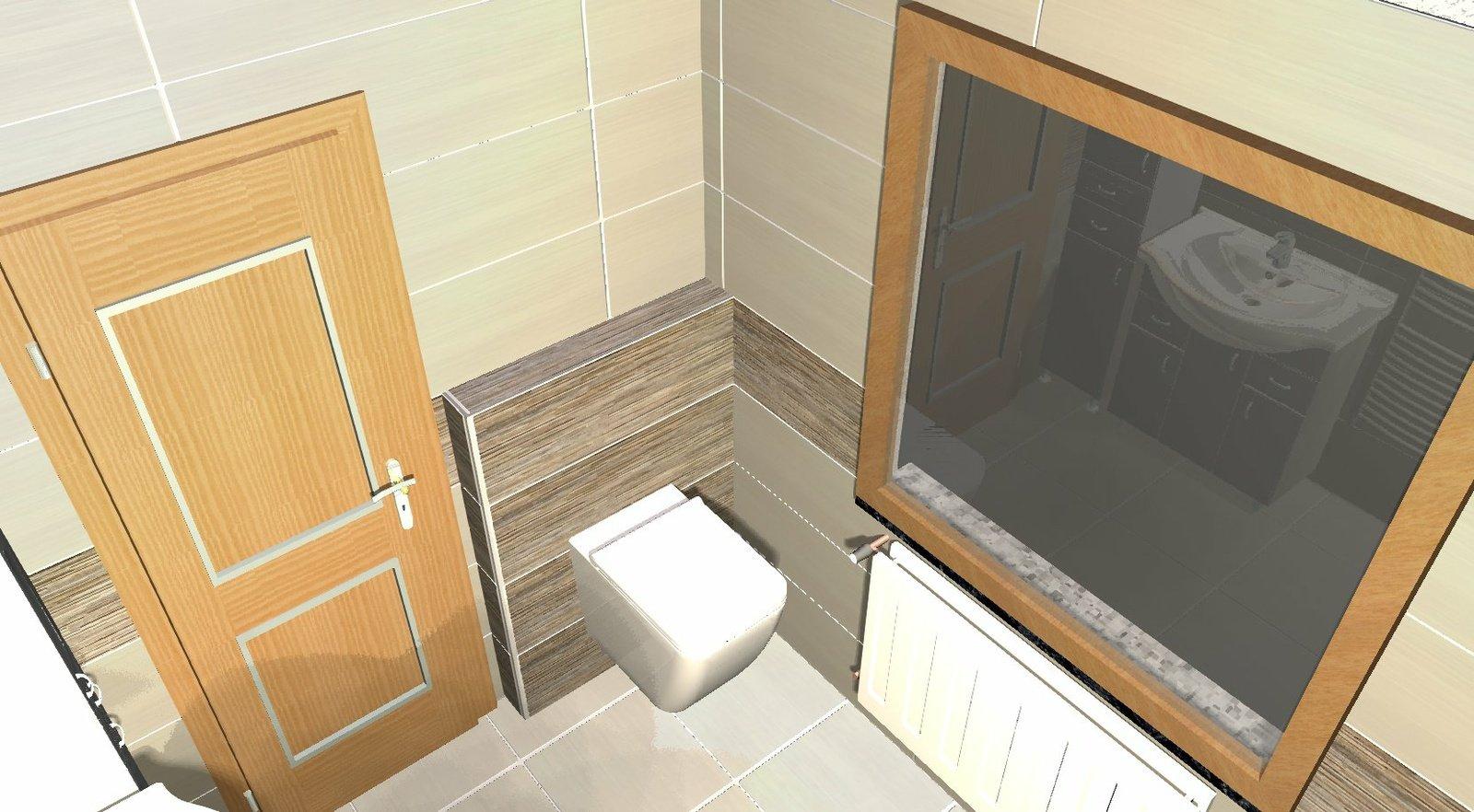Koupelna -návrh 1b